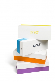 Onia® table biorhythmic lamp - high quality packaging